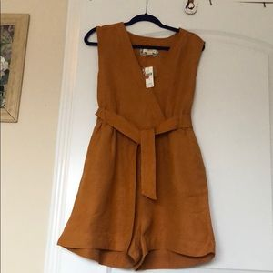 Anthropologie romper.size10.New with tag